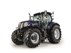 New Holland celebrates 50 years of tractors at Basildon with the Golden Jubilee T7 and T6 models launched at LAMMA 2014