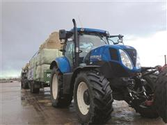 'I'd do it again' – true blue farmer's 225-mile Tractor Aid mission to flood-stricken Somerset hits the headlines
