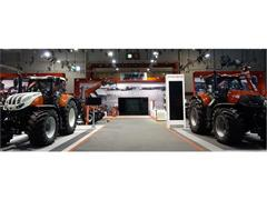 Highly successful participation: Case IH and STEYR brands distinguished at Agribex 2015