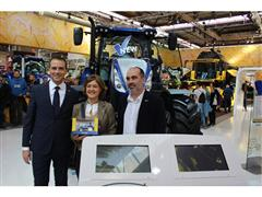 New Holland at FIMA 2016: an edition with many awards and innovations