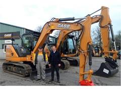 J Mousley & Sons add CASE Construction Equipment Excavators to its Fleet