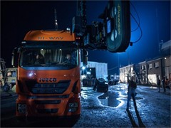 Iveco Stralis to be featured in Warner Bros. Pictures' upcoming action adventure Batman v Superman: Dawn of Justice