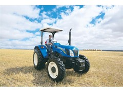 New Holland series TT4: redefining the economy tractor benchmark