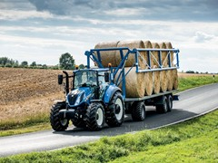 New Holland T5 Tier 4B range bring big tractor features down the power  scale without compromising on dimensions