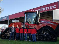 Case IH takes part in NAMPO Harvest Day in South Africa