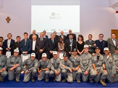 FCA and CNH Industrial host first international TechPro2 event