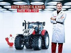 With immediate effect, STEYR is providing its customers with an even better service