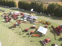 CASE IH attracts big crowds at ADMA Agrishow 2016 in Harare