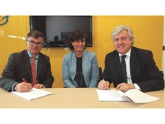 New Holland Agriculture seals a major deal with Mascar S.p.a.