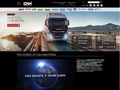 CNH Industrial launches new corporate website and Newsroom media portal