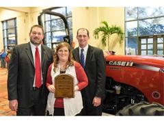 Idaho Farmers Win Case IH Farmall Tractor