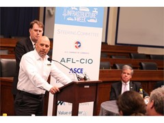 CASE Advocates for Sustainable Infrastructure Funding on Capitol Hill