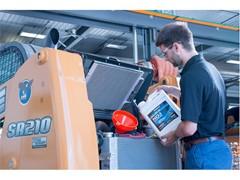 Fluid Management Best Practices for Construction Equipment