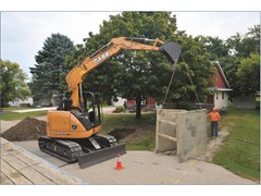 Excavator Size Classes: Defined