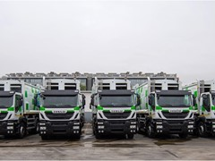Iveco supplies 109 natural gas vehicles to Madrid
