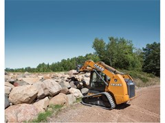 CASE TR340 Compact Track Loader Named to Top 50 New Products for 2016