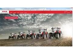 NOW NEW: WWW.STEYR-TRAKTOREN.COM