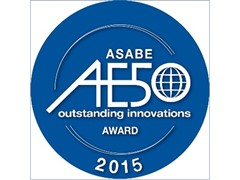 New Holland Wins Four AE50 Awards  for Engineering Innovation