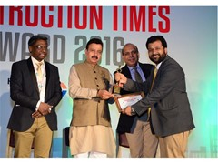 CASE recognized as 'Best Construction Equipment Company of the Year' in India