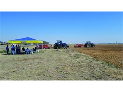 New Holland hosted a Commercial Training Camp in South Africa