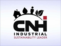 CNH Industrial confirmed as Industry Group Leader in Dow Jones Sustainability World and Europe Indices