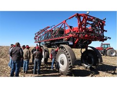 Case IH provides hands-on sales training opportunity