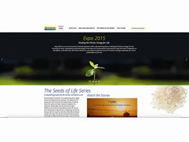 NH Expo 2015 Website 1