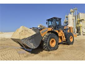 CASE 1221F Wheel Loader