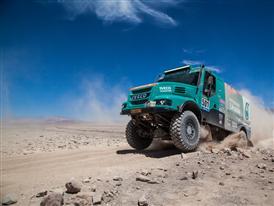 Dakar 2015 - Day 6 - 1