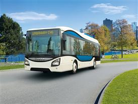 Iveco Bus Urbanway City Bus for Expo Milano 2015