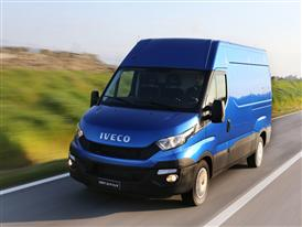 Iveco New Daily Expo 2015