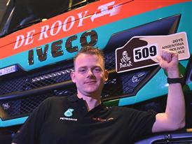​Iveco and FPT Industrial to feature at Dakar 2015 9
