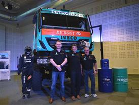 ​Iveco and FPT Industrial to feature at Dakar 2015 10