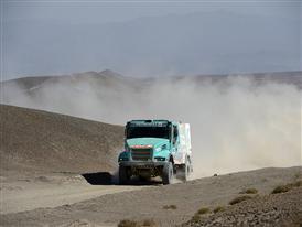 Iveco Dakar - Stage 8 - 1