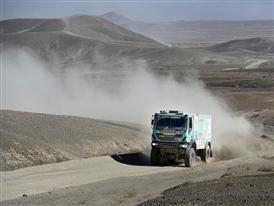 Iveco Dakar - Stage 8 - 3