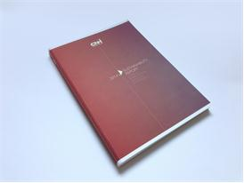 CNH Industrial 2014 Sustainability Report - front cover