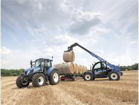 New Holland provides full machinery line-up at Grassland UK 1