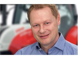 Vice President Global Product Management for whole range of CASE IH and STEYR tractors