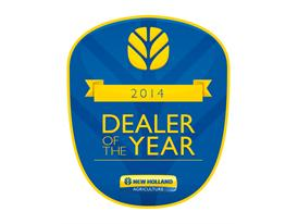 New Holland Dealer Of The Year