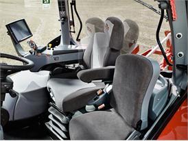 Steyr CVT Dual Motion Seat