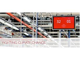 CNH Industrial named among leaders in climate change performance and transparency