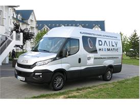 Iveco Daily Best KEP Transporter 2015 Award