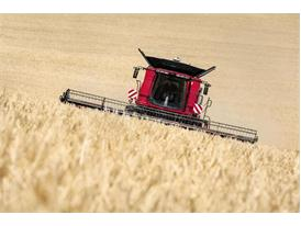 Axial-Flow working hillsides