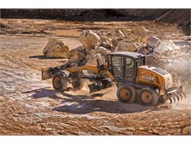 Case Expands Offering with Introduction of First European Grader Range at Intermat 2015