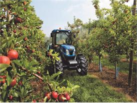 New Holland's  Boomer 50 compact tractor