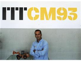 Alejandro Buitrago, Responsable Comercial de CM93 new Case Construction Dealer