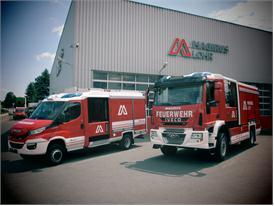 Magirus Firefighting Vehicles