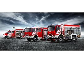 Magirus Firefighting Vehicles - Product Line Up
