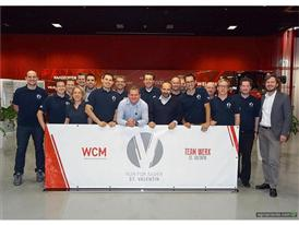 Case IH St. Valentin plant awarded with a Silver status in World Class Manufacturing (WCM)
