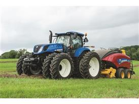 New Holland Agriculture T7.315 Heavy Duty tractor